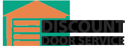 Discount Door Service Logo